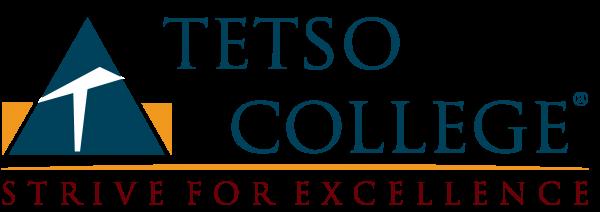 Tetso College logo