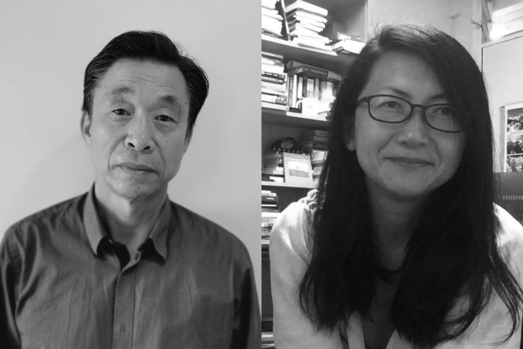 Professor Mark Wang and Associate Professor Fengshi Wu