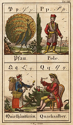 J. E. Friedberg. 'Erstes Buch für Kinder (First Book for Children)' c. 1830