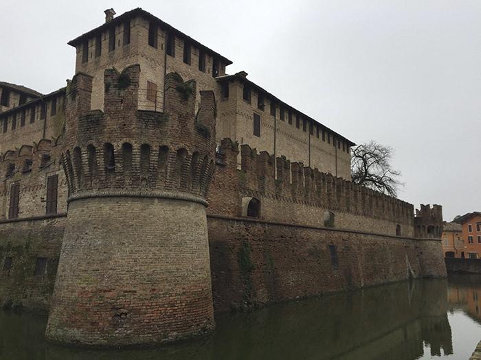 Castello di Fontanellato; Matthew Absalom