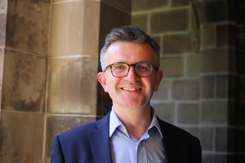 Professor Russell Goulbourne