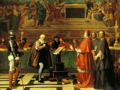 Short course: The Galileo Affair