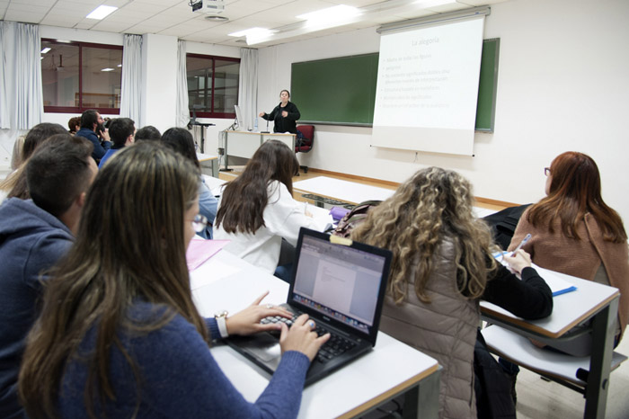 Graduate Seminar given at The University of Valladolid