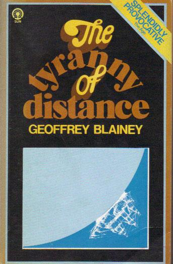 The Tyranny of Distance, 1977 edition