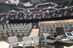 Inside the forum theatre (Room 153)