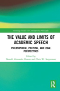 Value and Limits of Academic Speech