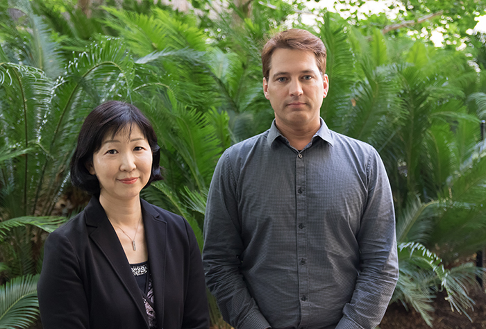 Assoc. Professor Nana Oishi and Dr Jonathan Glade