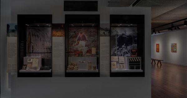 Awaken exhibition