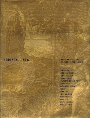 Horizon Lines: Marking 50 Years of Print Scholarship
